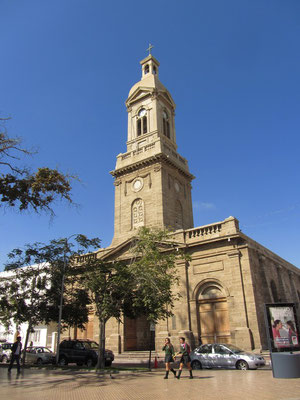 Iglesia Santo Domingo.