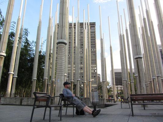 Plaza Cisneros.