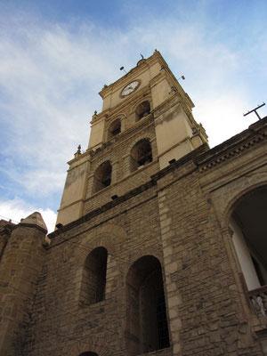 Der Turm der Kathedrale.