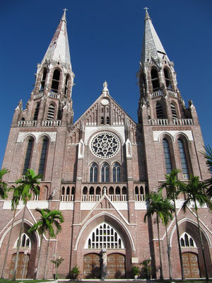 St Mary's Cathedral.