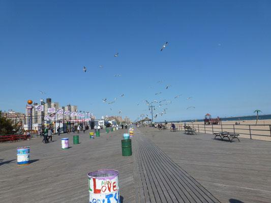 Uferpromendade (coney Island).