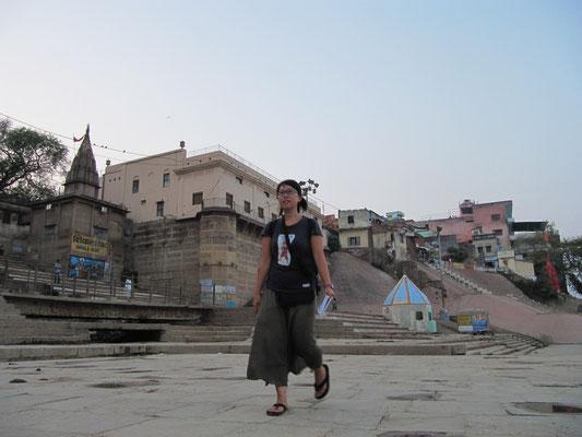 Chihi am Shivala Ghat.