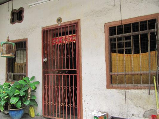 Das Satay-Haus in der Concubine Lane. Angeblich haben die berühmten Satay-Spieße hier ihren Ursprung.