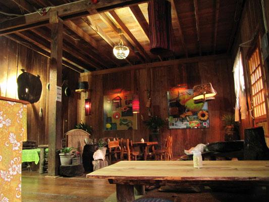 Gemütliches Cafe in Sagada.