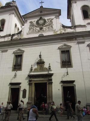 Kirche in der Innenstadt.