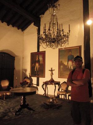 Das Haus der Unabhängigkeit (Casa de la Independencia) wurde im Kolonialstil erbaut. In verschiedenen Räumen ist die Originaleinrichtung aus dieser Zeit zu sehen.