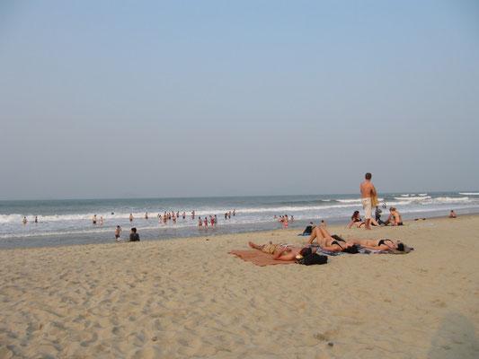 Cua Dai Beach.