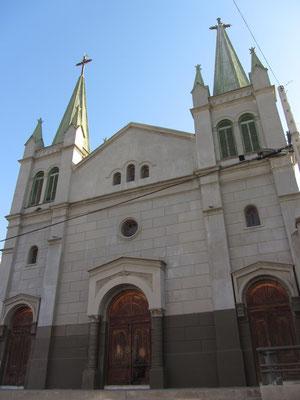 Iglesia San Pablo.