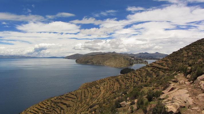Kaum Touristen, wenige Einheimische, wir hatten die Insel praktisch für uns allein.