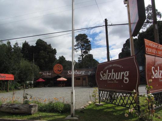 Eine andere bekannte Brauerei ist Salzburg.