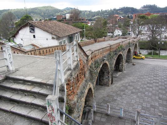 Puente Roto (Roto Brücke).