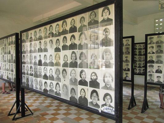 Alle Gefangenen wurden fotografiert.