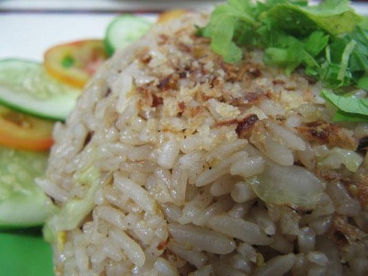Gebratener Reis.