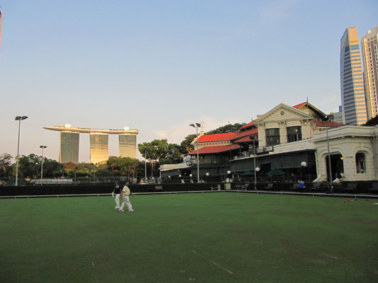 Singapore Cricket Club.