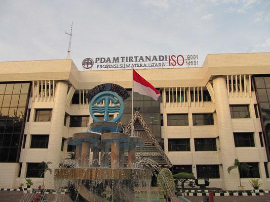 PDAM Tirtanadi - Indah Water Konsortium.