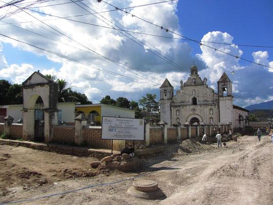 Iglesia Las Mercedes.