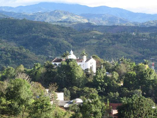 Blick auf das Rincon Payanes.