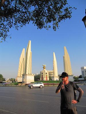 Democracy Monument.