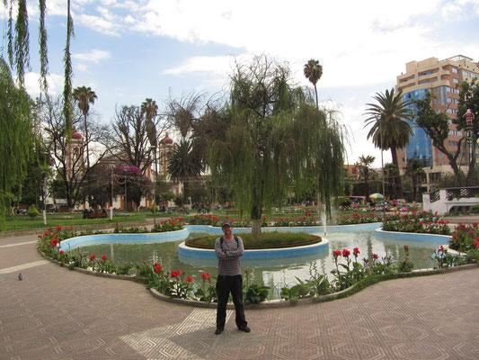 Plaza Colon.