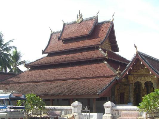 Das Tempeläußere.
