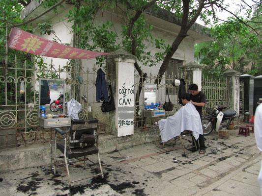 Friseursalon.