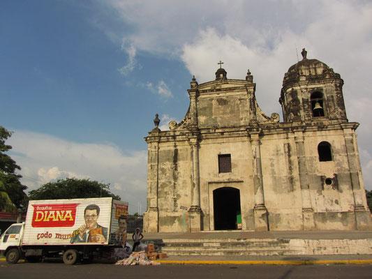 Die Iglesia de San Juan war unsere Nachbarskirche.