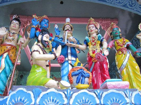 Sri Mariaman Temple.