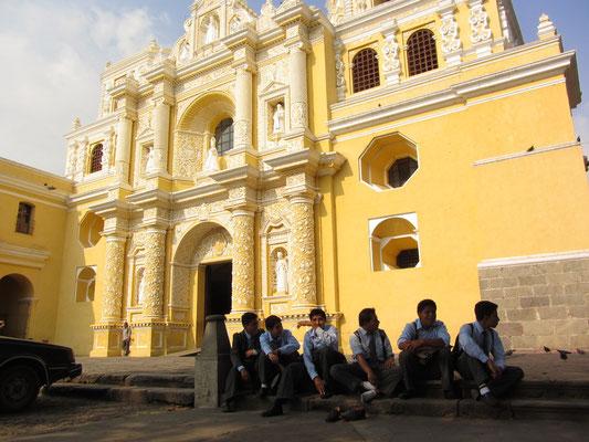 Iglesia y Convento de nuestra Senora de la Merced.