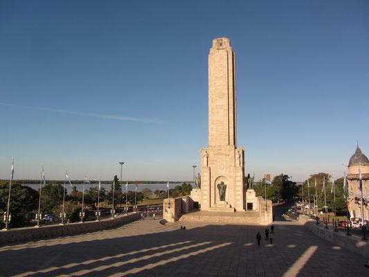Monumento Nacional a la Bandera.
