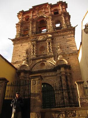 Iglesia La Compañía.