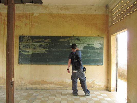 Ursprünglich war S-21 eine Grund- und Mittelschule.