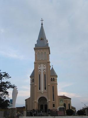 Kathedrale von Dalat.
