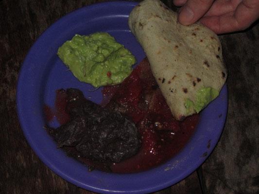 Taco con Matsch & Muß.