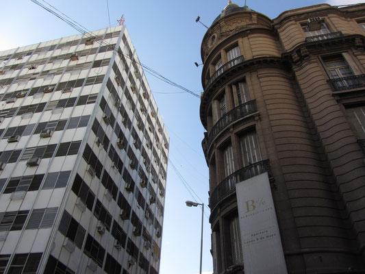 Cordobas Downtown ist ein Clash.