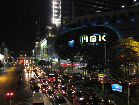 MBK Shopping Mall.
