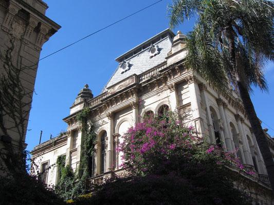 Beispiel der beeindruckenden Architektur Rosarios.