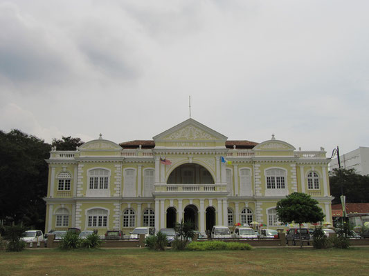 Die Town Hall.