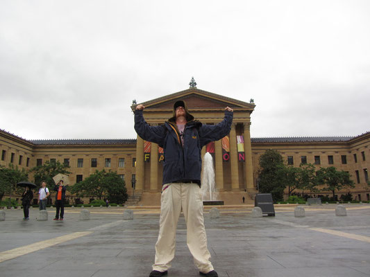Rocky! (Philadelphia Museum of Art)