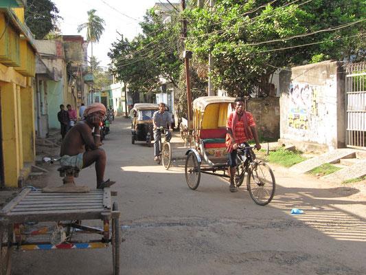 Street life.