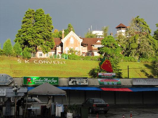 Tanah Rata's Schule.