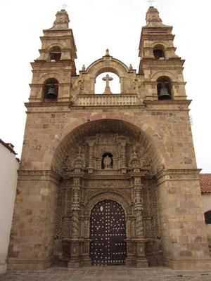Iglesia San Lorenzo.