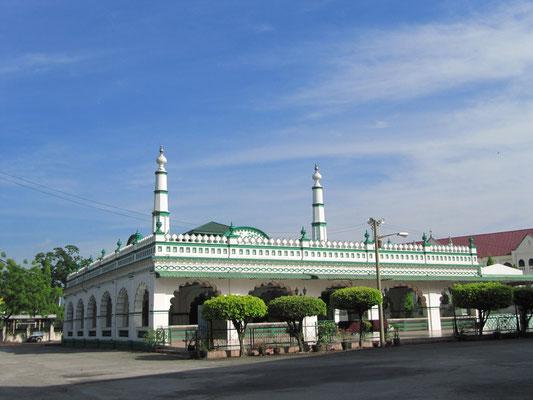 Die Indische Moschee.