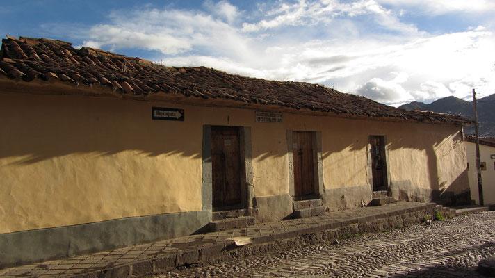 Cusco ist wirklich schön.