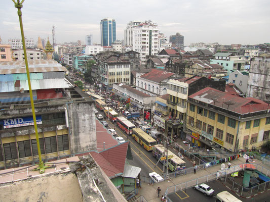 Mahabandoola-Straße.