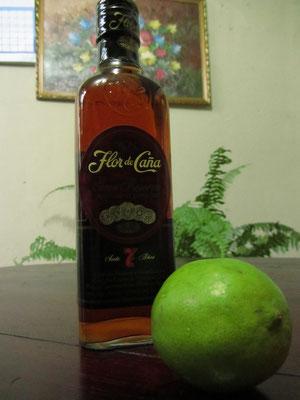 Flor de Caña (span. für Blüte des Zuckerrohrs) ist ein Rum aus Nicaragua. Seit 1890 wird dieser Rum in Chichigalpa aus Rohrzucker gewonnen und auf dem Binnen- wie Weltmarkt vertrieben.