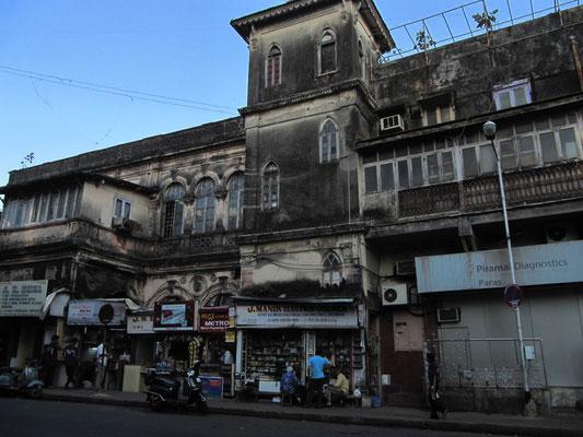 Malabar Hill.
