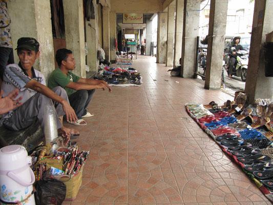 Straßenverkäufer ist kein Nischenberufsstand mehr. Leider!