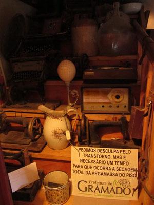Der nette Pablo verlangt keinen Eintritt zu seinem Haus bzw. Atelier bzw. Werkstatt bzw. Museum.