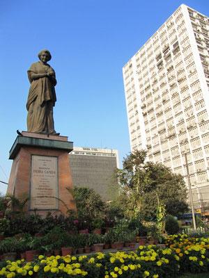 Indira-Gandhi-Denkmal.