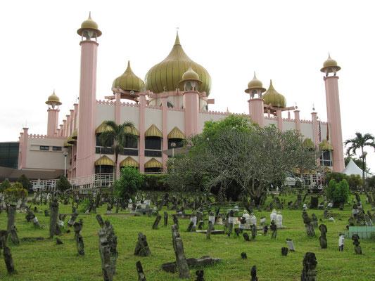 Die Masjid Negara.